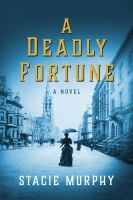 Cover image for A deadly fortune