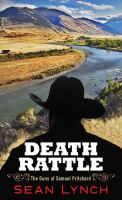 Cover image for Death rattle