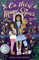 Cover image for On these magic shores