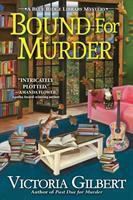 Cover image for Bound for murder : a Blue Ridge library mystery