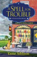 Cover image for A spell for trouble
