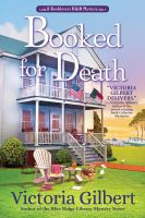 Cover image for Booked for death