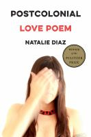 Cover image for Postcolonial love poem