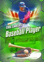 Cover image for Baseball player