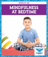Cover image for Mindfulness at bedtime