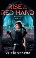 Cover image for Rise of the Red Hand. The mechanists. Book one