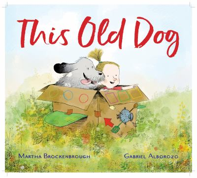 Cover image for This old dog