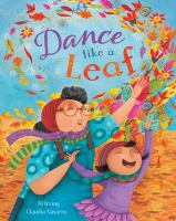 Cover image for Dance like a leaf