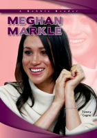 Cover image for Meghan Markle