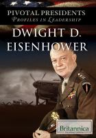 Cover image for Dwight D. Eisenhower