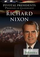 Cover image for Richard Nixon
