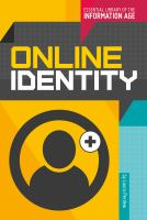 Cover image for Online identity