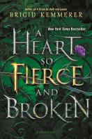 Cover image for A heart so fierce and broken