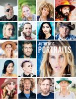 Cover image for Authentic portraits : searching for soul, significance, and depth