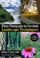 Cover image for iPhone photography for everybody : landscape techniques