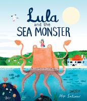 Cover image for Lula and the sea monster