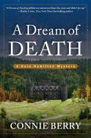 Cover image for A dream of death