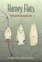 Cover image for Harney flats  a Florida Paleoindian site