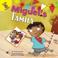 Cover image for Miguel's family