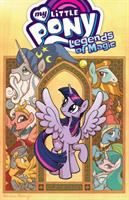 Cover image for My little pony Legends of magic