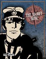 Cover image for The secret rose a Corto Maltese graphic novel