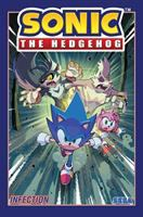 Cover image for Sonic the hedgehog : infection