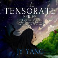 Cover image for The Tensorate series