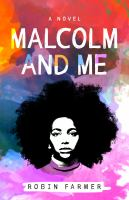 Cover image for Malcolm and me