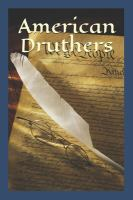 Cover image for American druthers