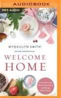 Cover image for Welcome home a cozy minimalist guide to decorating and hosting all year round