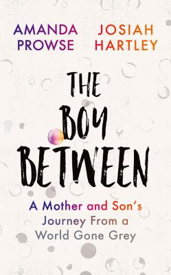 Imagen de portada para The boy between a mother and son's journey from a world gone grey