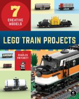 Cover image for LEGO train projects