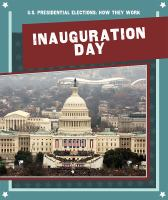 Cover image for Inauguration day