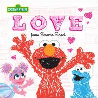 Cover image for Love from Sesame Street
