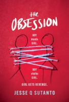 Cover image for The obsession