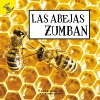 Cover image for Las abejas zumban