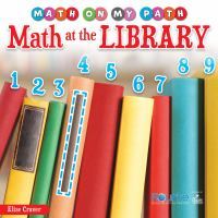 Cover image for Math at the library