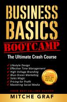 Cover image for Business basics bootcamp: the ultimate crash course