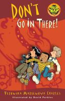 Cover image for Don't go in there!