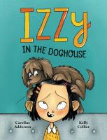 Cover image for Izzy in the doghouse