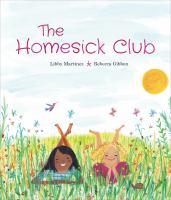 Cover image for The Homesick Club
