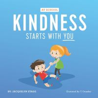 Cover image for Kindness starts with you