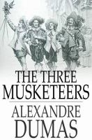 Cover image for The three musketeer