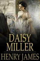 Cover image for Daisy Miller  original version