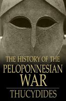 Cover image for The history of the Peloponnesian War