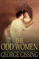 Cover image for The odd women