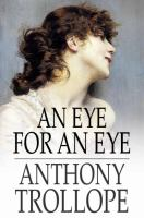 Cover image for An eye for an eye