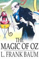 Cover image for The magic of Oz