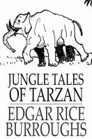 Cover image for Jungle tales of Tarzan