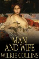 Cover image for Man and wife